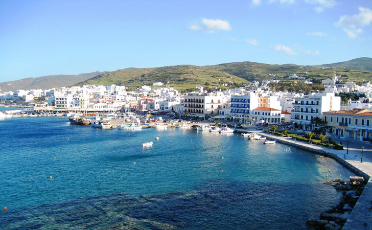 Tinos Island Full Day Tour from Mykonos Mykonos Cyclades Islands