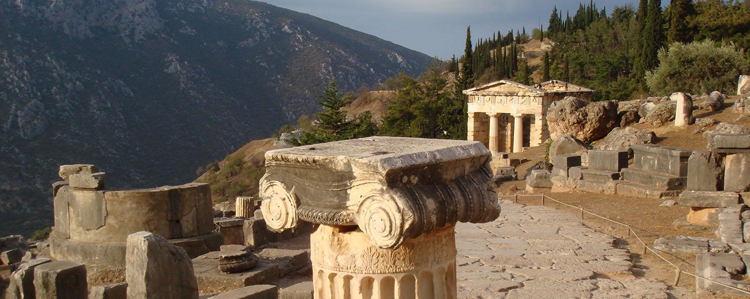 Delphi and Meteora three days tour