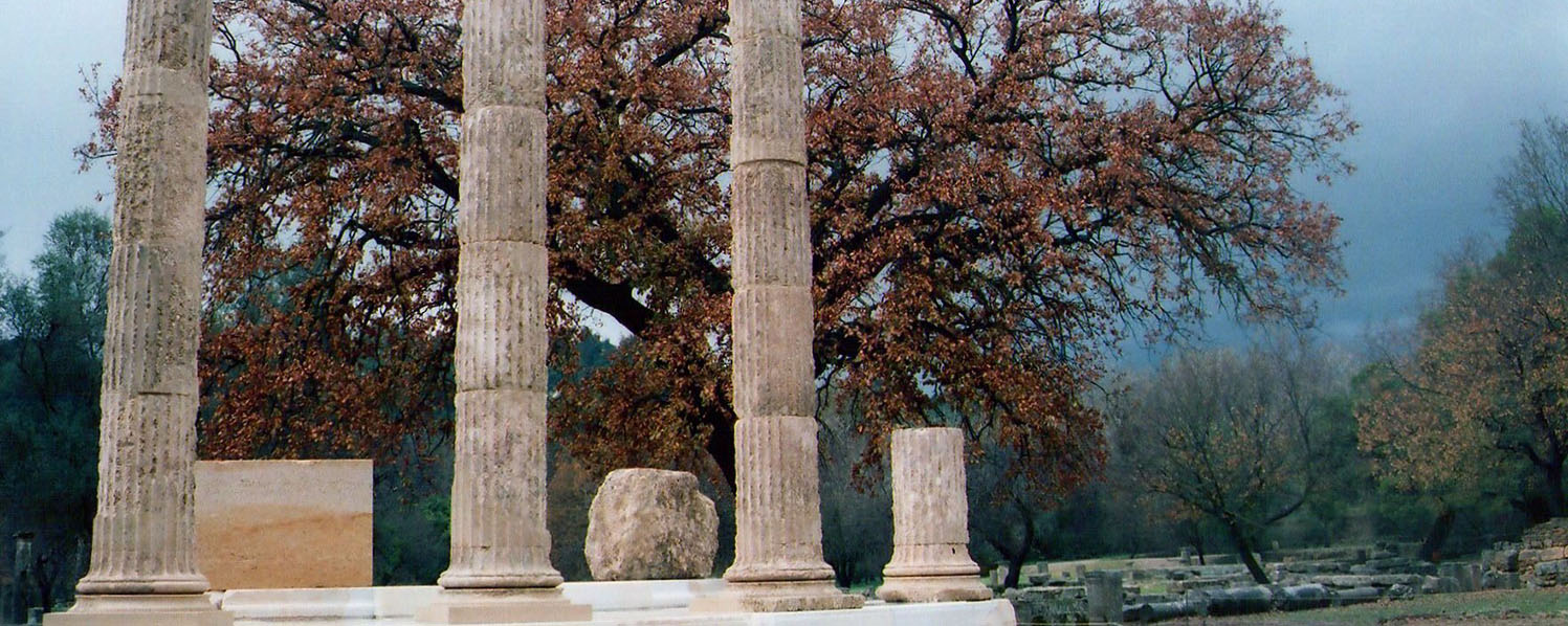 Classical Greece (Epidaurus, Mycenae, Olympia, Delphi) three days tour