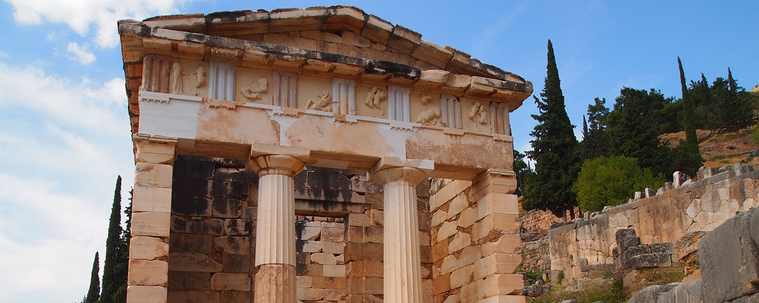 Monday's Special: another view of 4-day Classical tour of Greece