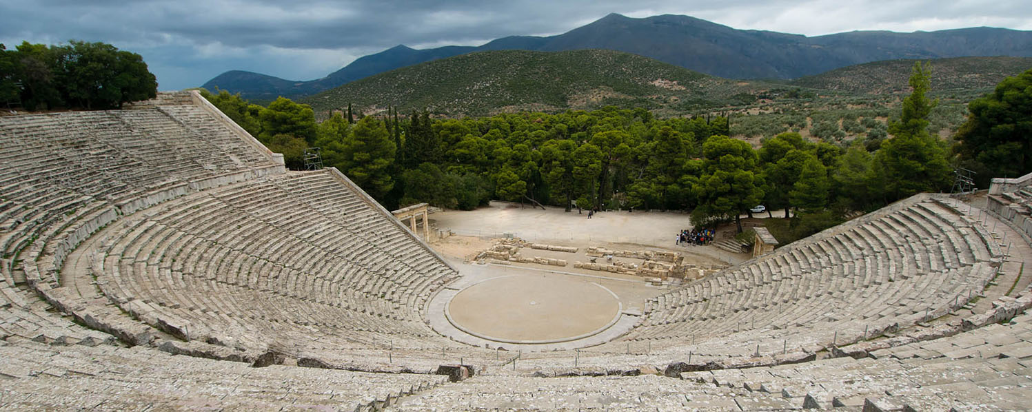 Epidaurus and Mycenae private full day tour from Athens
