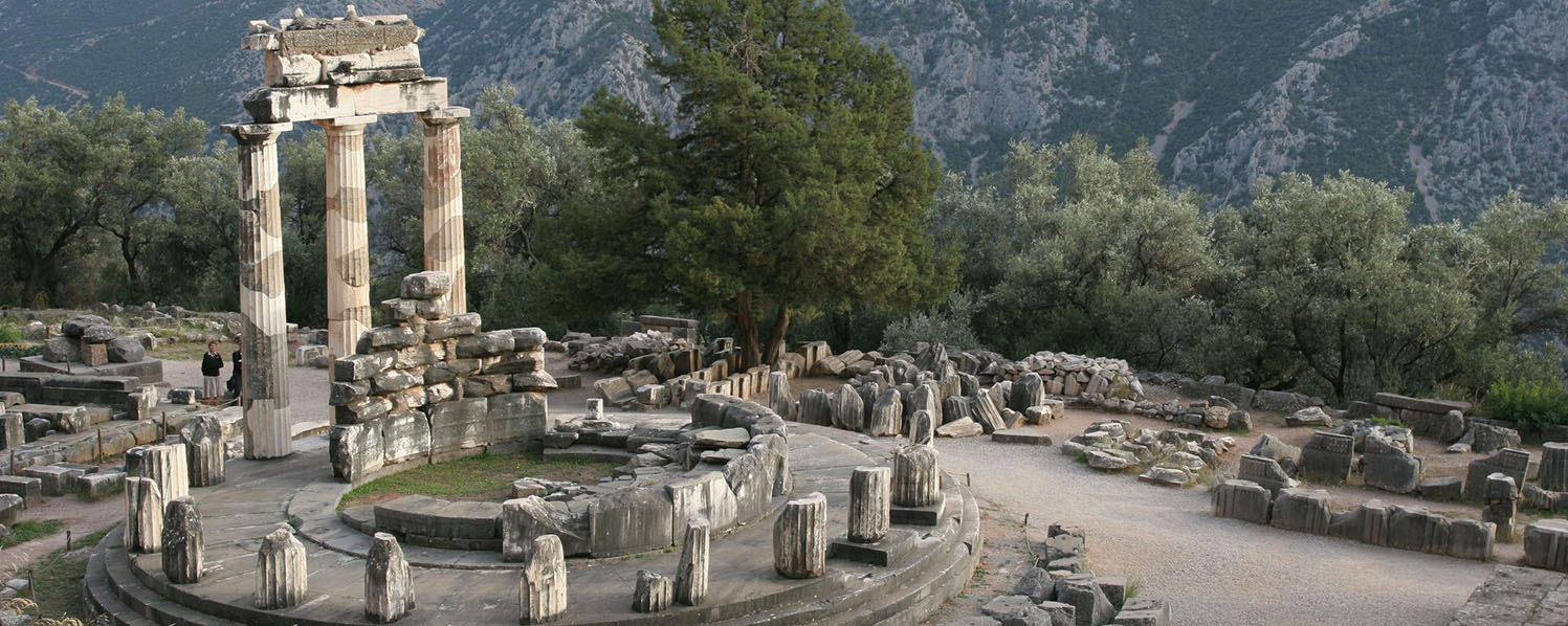 Small Group tour of Delphi