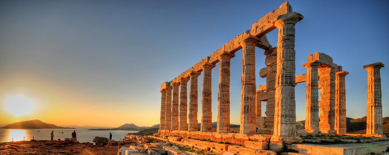 Sunset tour: Cape Sounion and Temple of Poseidon