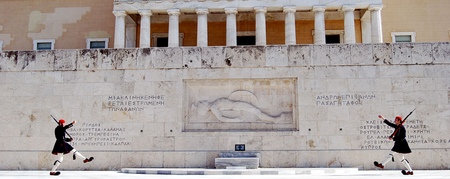 Athens and Acropolis Walking Tour