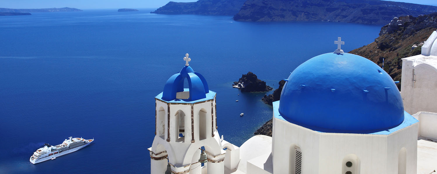 One Day Cruise to Santorini