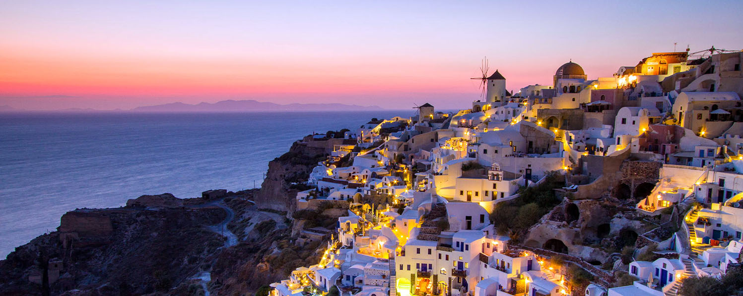 2 Days Cruise to Santorini without Excursion