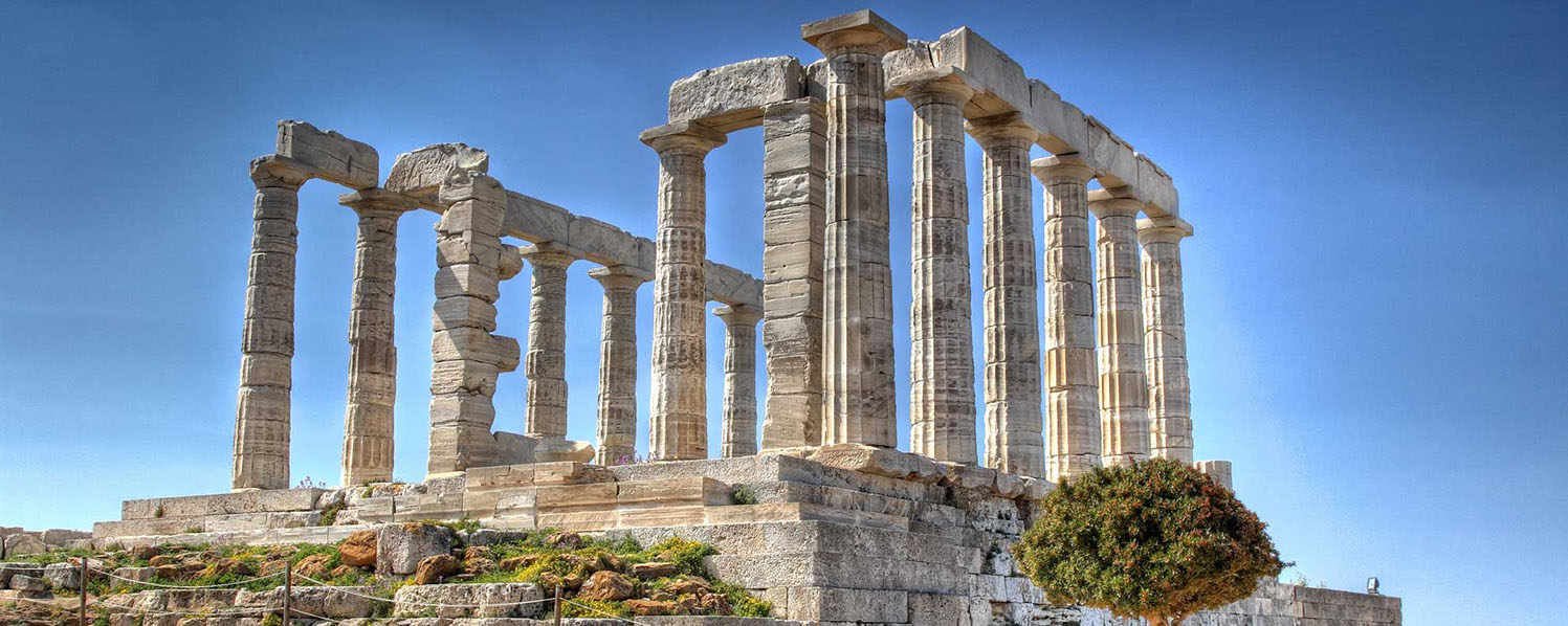 Athens Super Saver: Orange Combo Package (Athens City Tour-Acropolis Museum-Delphi-Cape Sounio)