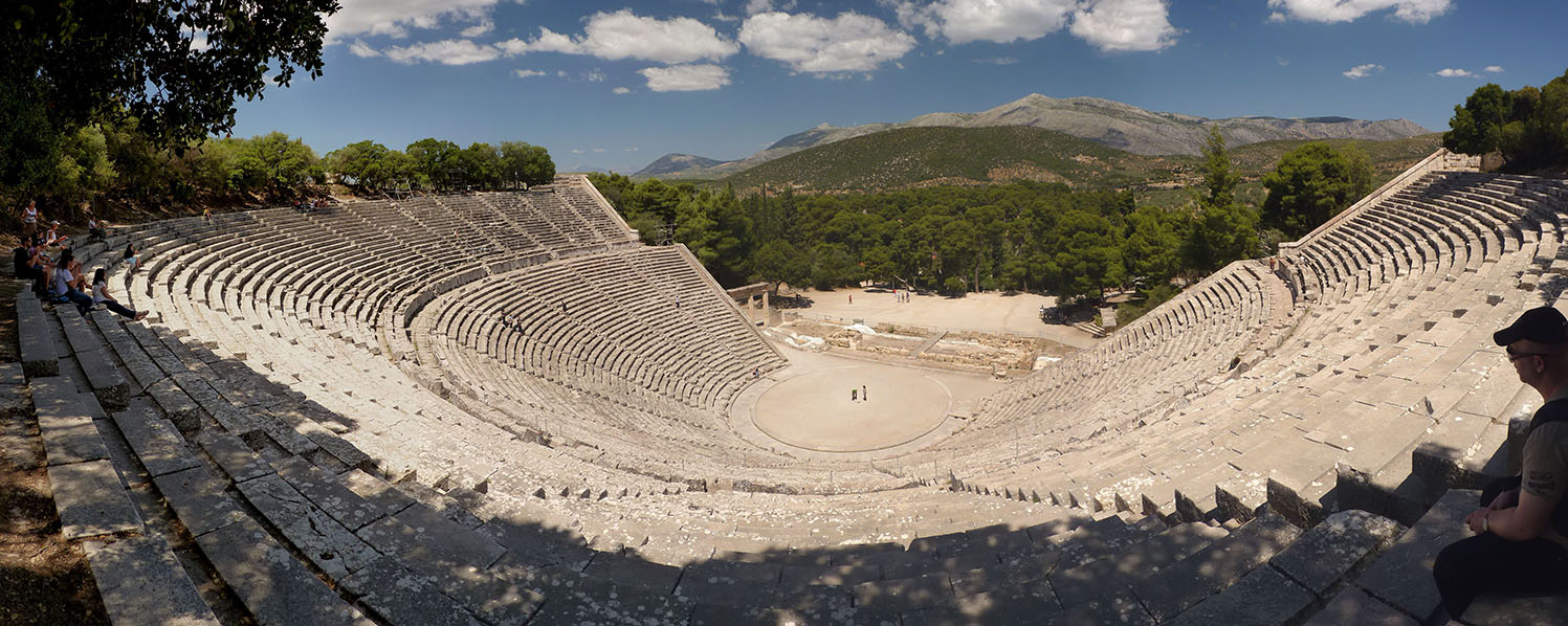 Epidaurus and Mycenae 1 day tour from Athens
