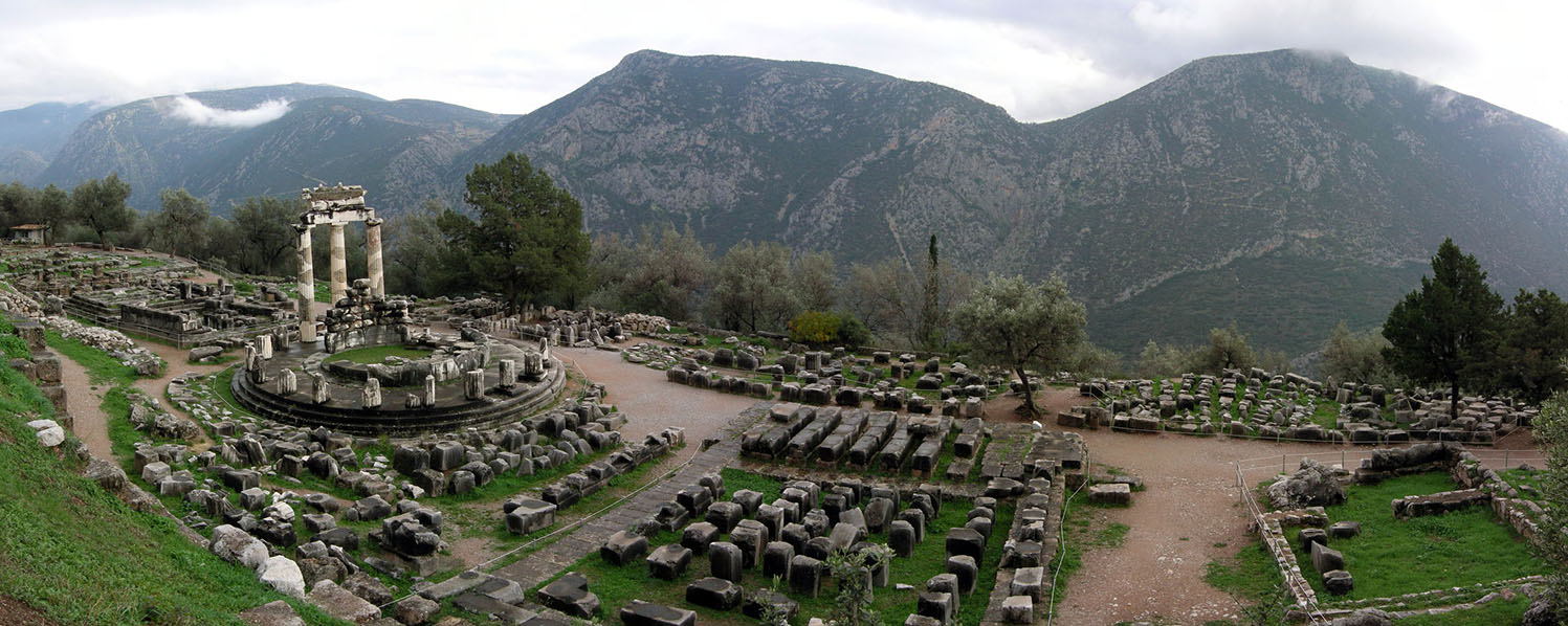 Athens Super Saver: Green Combo Package (1 Day Delphi-1 Day Mycenae-Epidaurus)