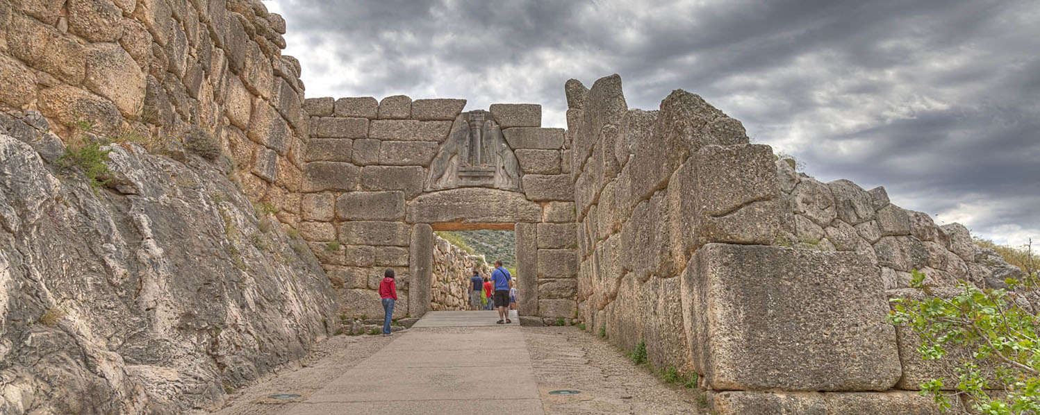 Mycenae, Nafplio and Epidaurus 2 days tour